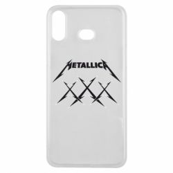 Чохол для Samsung A6s Metallica XXX