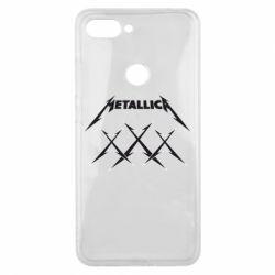 Чохол для Xiaomi Mi8 Lite Metallica XXX