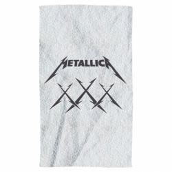 Рушник Metallica XXX