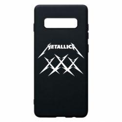 Чохол для Samsung S10+ Metallica XXX