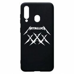 Чохол для Samsung A60 Metallica XXX
