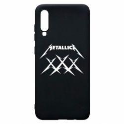 Чохол для Samsung A70 Metallica XXX