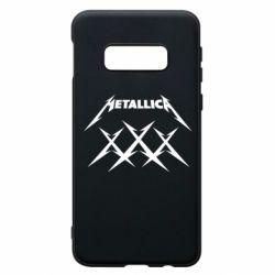 Чохол для Samsung S10e Metallica XXX