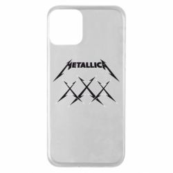 Чохол для iPhone 11 Metallica XXX