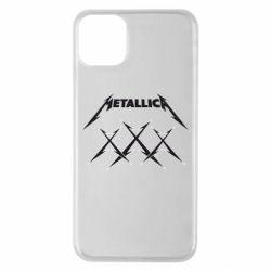 Чохол для iPhone 11 Pro Max Metallica XXX