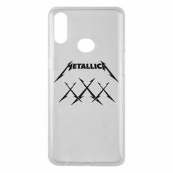 Чохол для Samsung A10s Metallica XXX
