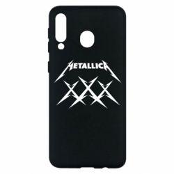 Чохол для Samsung M30 Metallica XXX