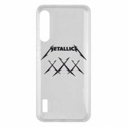 Чохол для Xiaomi Mi A3 Metallica XXX
