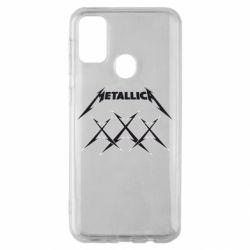 Чохол для Samsung M30s Metallica XXX