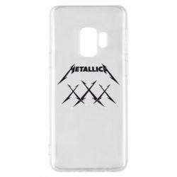 Чохол для Samsung S9 Metallica XXX