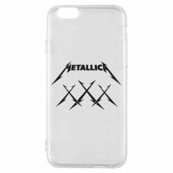 Чохол для iPhone 6/6S Metallica XXX