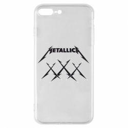 Чохол для iPhone 7 Plus Metallica XXX