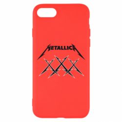 Чохол для iPhone 8 Metallica XXX