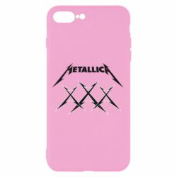Чохол для iPhone 8 Plus Metallica XXX