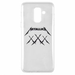 Чохол для Samsung A6+ 2018 Metallica XXX