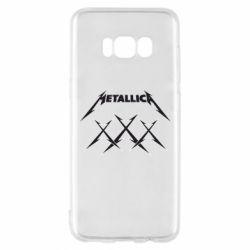 Чохол для Samsung S8 Metallica XXX