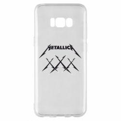 Чохол для Samsung S8+ Metallica XXX