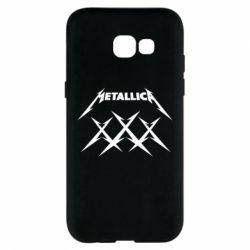Чохол для Samsung A5 2017 Metallica XXX