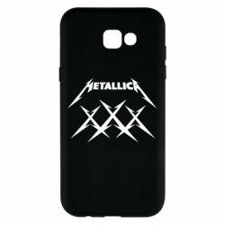 Чохол для Samsung A7 2017 Metallica XXX