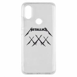Чохол для Xiaomi Mi A2 Metallica XXX