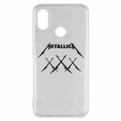 Чохол для Xiaomi Mi8 Metallica XXX