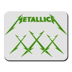 Коврик для мыши Metallica XXX