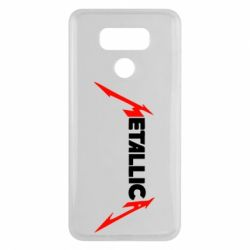 Чехол для LG G6 Металлика - FatLine