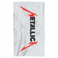 Полотенце Металлика