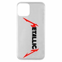 Чехол для iPhone 11 Металлика