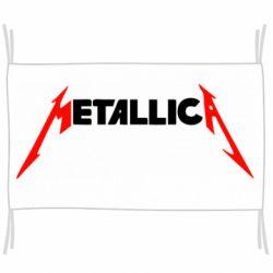 Флаг Металлика