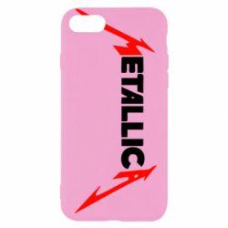 Чехол для iPhone 7 Металлика