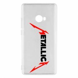 Чехол для Xiaomi Mi Note 2 Металлика - FatLine