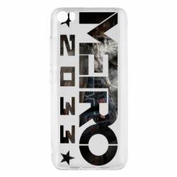 Чехол для Xiaomi Mi5/Mi5 Pro Metro 2033 text