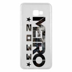 Чехол для Samsung J4 Plus 2018 Metro 2033 text
