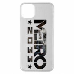 Чехол для iPhone 11 Pro Max Metro 2033 text