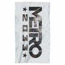Полотенце Metro 2033 text