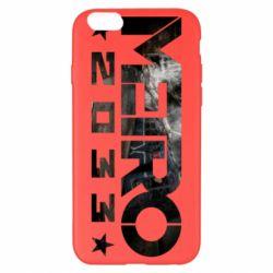 Чехол для iPhone 6 Plus/6S Plus Metro 2033 text