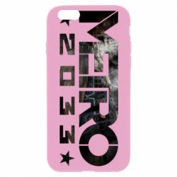 Чехол для iPhone 6/6S Metro 2033 text
