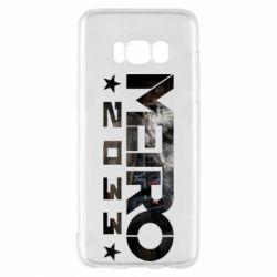 Чехол для Samsung S8 Metro 2033 text