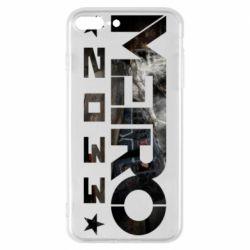 Чехол для iPhone 8 Plus Metro 2033 text