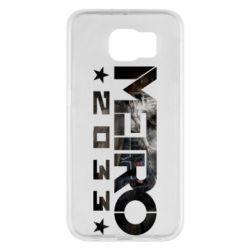 Чехол для Samsung S6 Metro 2033 text