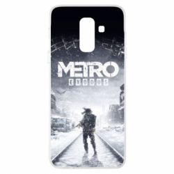 Чохол для Samsung A6+ 2018 Metro: Exodus - FatLine