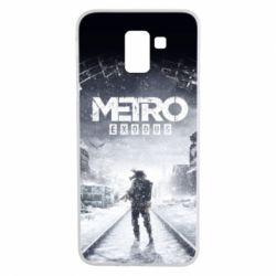 Чохол для Samsung J6 Metro: Exodus - FatLine
