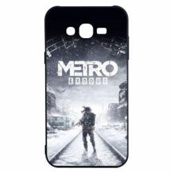 Чохол для Samsung J7 2015 Metro: Exodus - FatLine