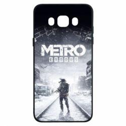 Чохол для Samsung J7 2016 Metro: Exodus - FatLine