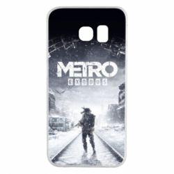Чохол для Samsung S6 EDGE Metro: Exodus - FatLine
