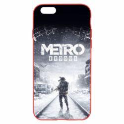Чохол для iPhone 6/6S Metro: Exodus - FatLine