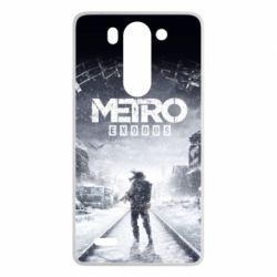 Чохол для LG G3 Mini/G3s Metro: Exodus - FatLine