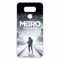 Чохол для LG G6 Metro: Exodus - FatLine
