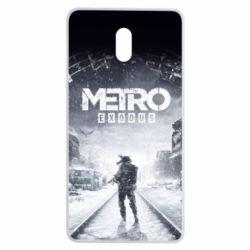 Чохол для Nokia 3 Metro: Exodus - FatLine